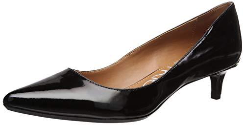 Calvin Klein Women's GABRIANNA Pump, Black Patent, 6M M US