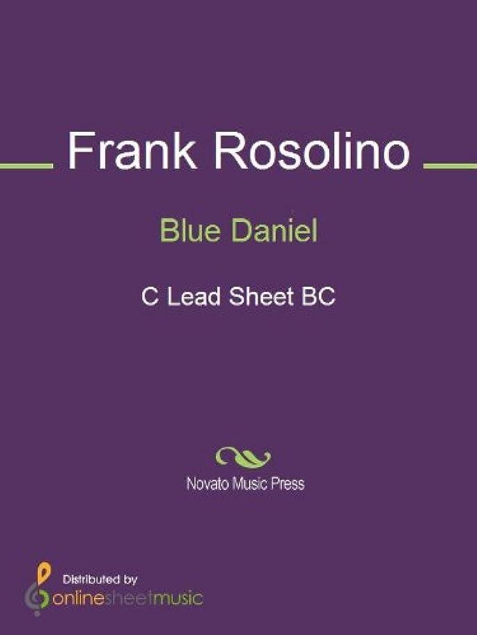 ナプキン服を着るアナリストBlue Daniel - C Lead Sheet - BC (English Edition)