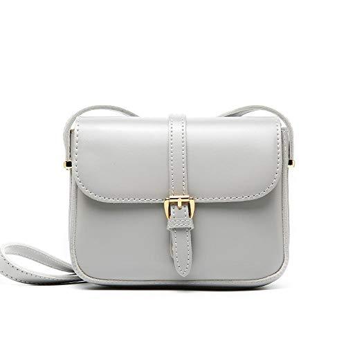 Aosiwei Damen Umhängetaschen einfach Tasche Damen one-Shoulder Crossbody Tasche kleine quadratische Tasche Tofu Tasche