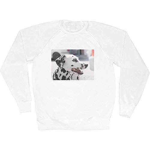 Stamp Press Klein 'Dalmatiner' Unisex Sweatshirt / Pullover (SW00019417)
