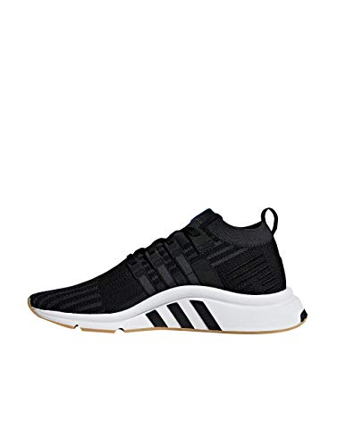 adidas Originals EQT Equipment Support MID ADV Primeknit Sneaker B37413 Black Gr. 43 1/3 (UK 9)