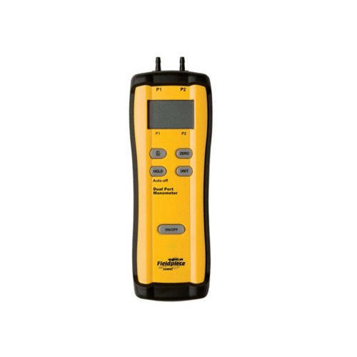 Fieldpiece Dual-Port Manometer - SDMN5 -