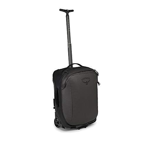 Osprey Rolling Transporter Global Carry-On 30 Unisex Travel Pack - Black O/S