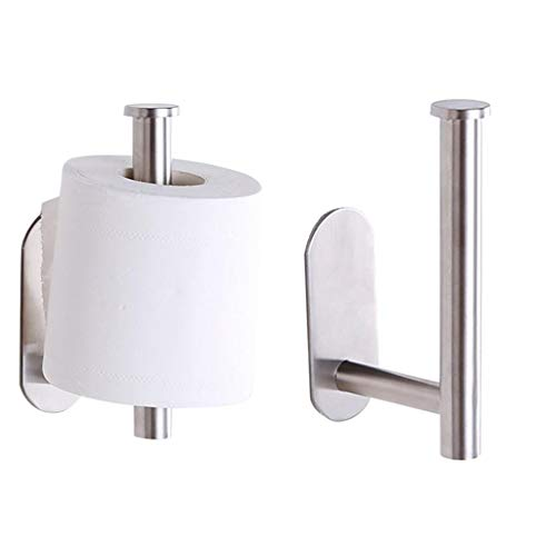 Denret3rgu Toilettenpapierhalter, zur Wandmontage, Toilettenpapierhalter