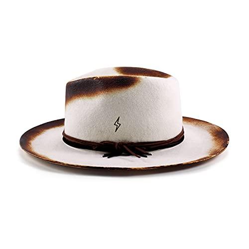 RUEDIGER Panama Rancher Hat for Men Women