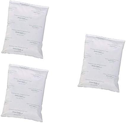 Set of Two Case of 36 Standard Leakproof Polar Tech IB 8 Ice Brix Refrigerant Packs 8oz Capacity