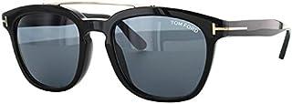 トムフォード サングラス ホルト レギュラーフィット TOM FORD Holt TF0516 01A 54サイズ(FT0516)ウェリントン ユニセックス メンズ トム・フォード UVカット【レディース】 [並行輸入品]