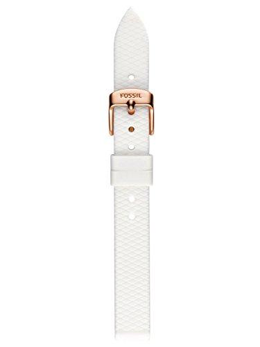 Fossil Q Silikonband für Damen Aktivitätstracker Q Dreamer - Weiß FTJ9013