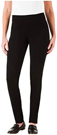 Hilary Radley Ladies Ponte Pant Black Small product image