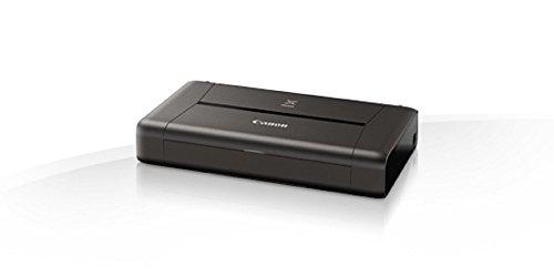 Impresora de inyección de tinta Canon PIXMA iP110 Negra Wifi portatil
