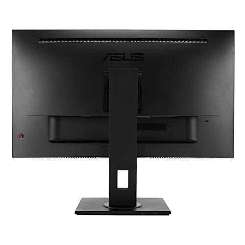 ASUS VP28UQGL 71,1 cm (28 Zoll) Monitor (HDMI, FreeSync, DisplayPort, 1ms Reaktionszeit, 4K UHD) schwarz