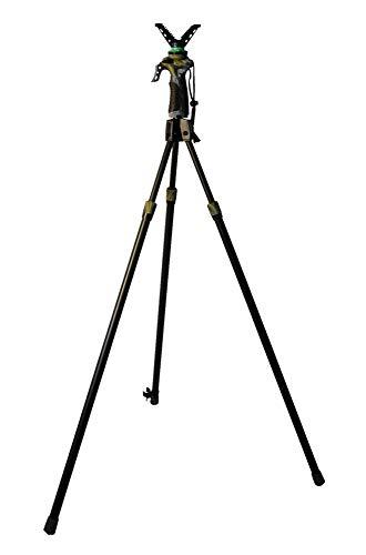Fritzmann Zielstock Pirschstock Teleskop 1teilig, 2teilig oder 3teilig 1-teilig