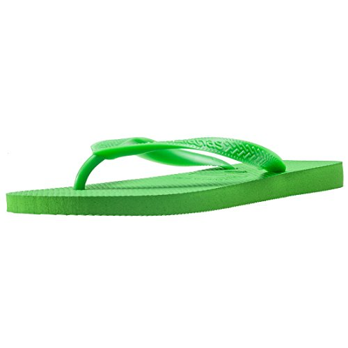 Havaianas Unisex-Erwachsene Top Zehentrenner, Grün (Green Neon/Green Neon), 35/36 EU