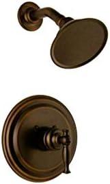 Lauren Special sale item Pressure Inventory cleanup selling sale Balancing Shower Olive Finish: Trim Bronze