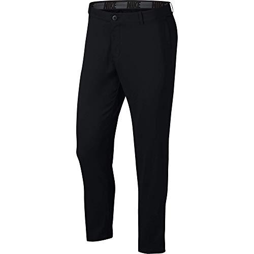 NIKE Men's Flex Pant Core, Black/Black, 36-32
