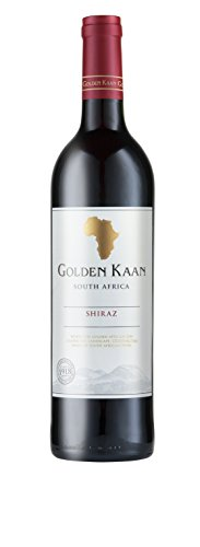 Golden Kaan Shiraz South Africa 2017 trocken, (1 x 0.75 l)