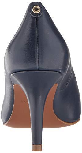 [コールハーン] パンプス 【公式】 ジェンマ ロゴ レディース マリンブルー レザー 24.5 cm