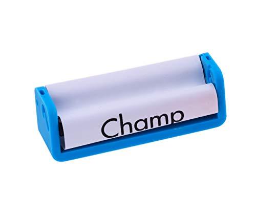 Polyflame ZIGARETTENDREHMASCHINE 70mm Drehmaschine Zigarettenroller Zigaretten Wickler Tabak 4-Farben 12 (Blau)