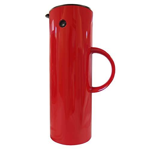 【Stelton】[ ステルトン ] バキュームジャグ クラシック ジャグ 1L レッド ポット/保温器/魔法瓶 [並行輸入品]