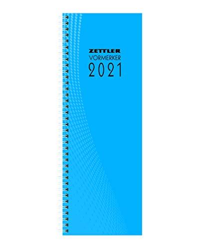 Zettler 709-0001 Tischkalender Pultkalender 10.5x29.5cm 1W 2S