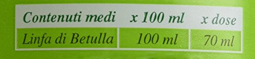 Koivu Integratore Alimentare Anticellulite alla Linfa di Betulla Biologica - 500 ml