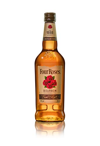 Four Roses Whisky de Bourbon, 700ml