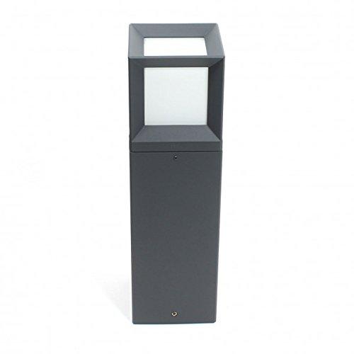 BEGA LED-Pollerleuchte 3000K, grafit 84604K3
