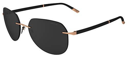 silhouette occhiali Silhouette Occhiali da Sole SUN C-2 8709 Bronze/Grey taglia unica unisex