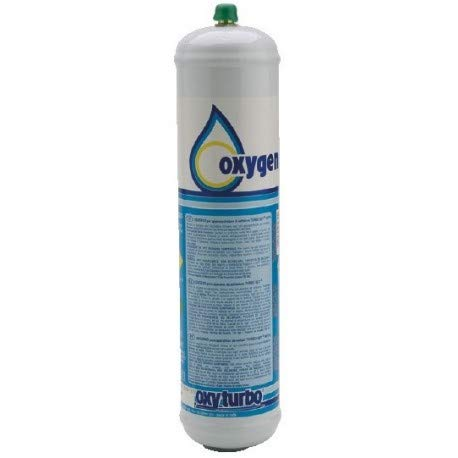 Oxyturbo Map//pro gas Cylinder /& Oxygen Package for Turbo Sets 110 200 and 300