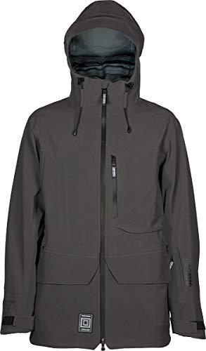 L1 Premium Goods Alpha Jkt´21 - Chaqueta de esquí y Snowboard para Hombre (3 Capas, Columna de Agua de 20.000 mm), Hombre, Chaqueta Entallada, 1211-873710-3001, Lavanda, Small