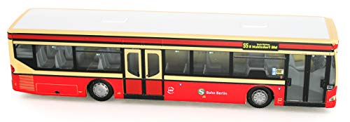 Rietze 69910 - Mercedes-Benz Citaro BEX - S-Bahn Berlin - 1:87 - Collectors Edition