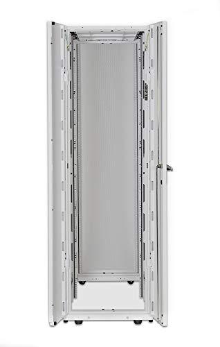 APC NetShelter SX 42U 24U 600mm Wide x 1200mm Deep grau RAL7035