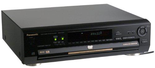 Panasonic DVD-CV51 5-Disc DVD Player