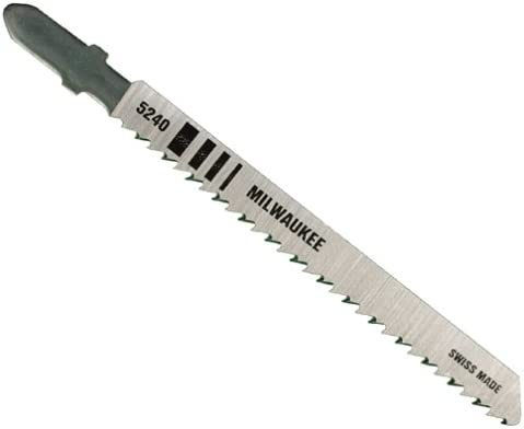 Milwaukee 48-42-5240 4-Inch 10 excellence Teeth per Stee New Free Shipping High Carbon Inch