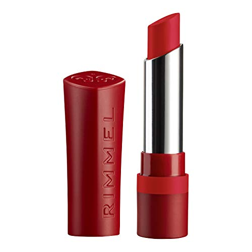 Rimmel London The Only One Lipstick Barra De Labios Tono 500 Take The Stage - 19 gr