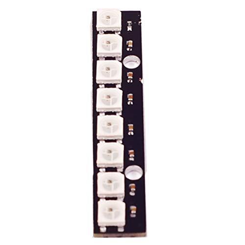 OKAYOU 5050RgbフルカラーLedウォーターライトモジュール新しい8ビットWs28125050 RgbLed内蔵フルカラードライバーランタン開発ボード PCB設計