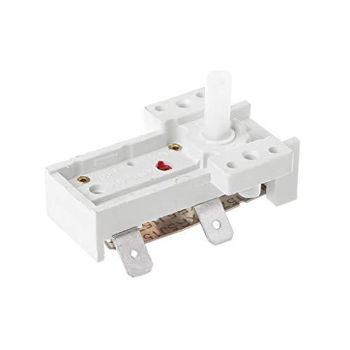 Wenyounge 16A 250 V Calentador eléctrico Controlador de Temperatura Partes termostato Interruptor de Control de lámpara Accesorios para electrodomésticos