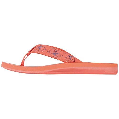 Kappa Damen LAGOON Flipflop, Orange (Coral/Blue 2960), 40 EU