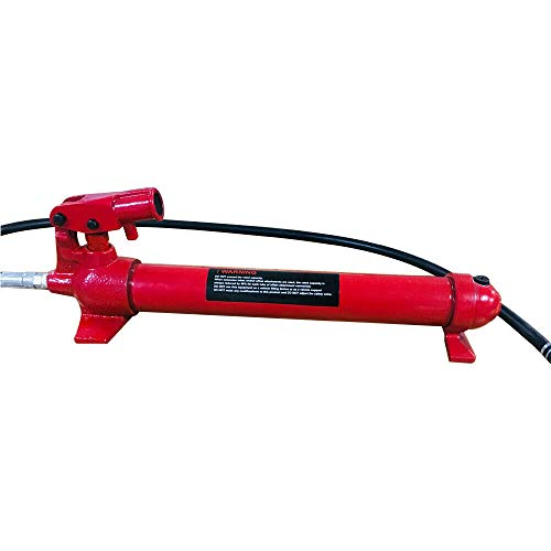 MOTOOS 20000lbs 10 Ton Hydraulic Jack Hand Pump Ram Replacement Fit for Porta Power Steel