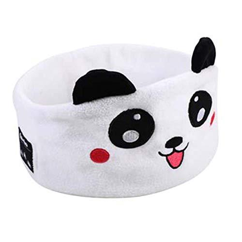 DZSF Kinder Bluetooth 5.0 Kopfhörer Schlafaugenmaske Kopfhörer Drahtlose Karikatur Weiches Musik-Headset Mit Mikrofon Für Kinder,B