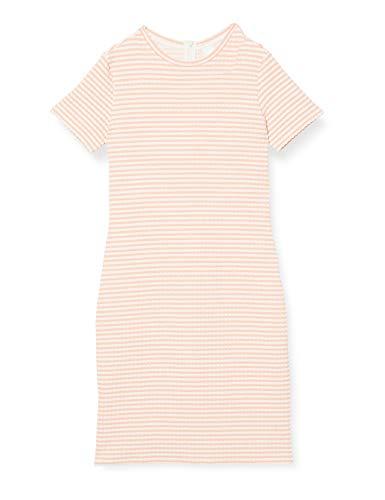 BOSS Damen Desamuel Kleid, Orange (Light/Pastel Orange 831), Medium (Herstellergröße: M)