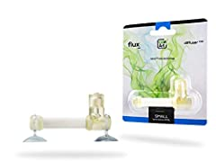 World's finest Precision Bazooka In-Tank Flux_ CO2 Diffuser Nano co2 mist technology Offers higher CO2 dissolution rates Optimizes the CO2 entering the aquarium Recommended 2 bar pressure as a starting point