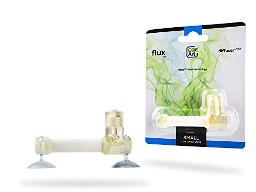 CO2 Art in Tank Bazooka Flux CO2 Diffuser Small up to 65 gal