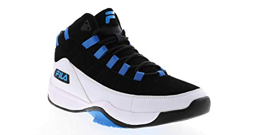 Fila Seven Five Men's Basketball Shoe 15 Medium Black