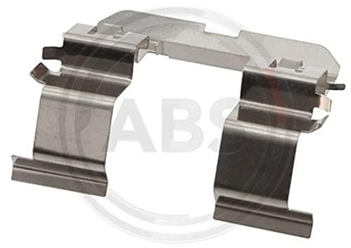 ABS 1816Q Kit de Accesorios, Pastillas de Frenos