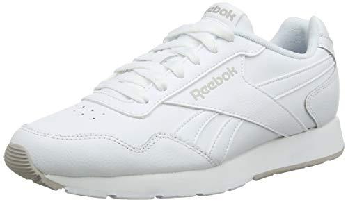 Reebok Glide, Zapatillas de Gimnasia para Hombre, Blanco (White/Steel Royal 0), 39 EU