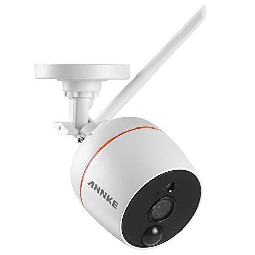 ANNKE WLAN Kamera Überwachungskamera HD 1080P IP Kamera mit Bewegungserkennung Nachtsicht 2 Wege Audio Home Kamera unterstützt Fernalarm und Mobile App Kontrolle
