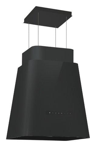 SILVERLINE LII 594 S Lift-Up Isola Premium Inselhaube/Dunstabzugshaube / 50 cm/Gemäß EU-Regulierung 65/2014 sind reine Umlufthauben nicht kennzeichnungspflichtig