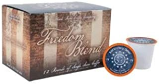 Black Rifle Coffee 12 K-Cups (Freedom Blend)