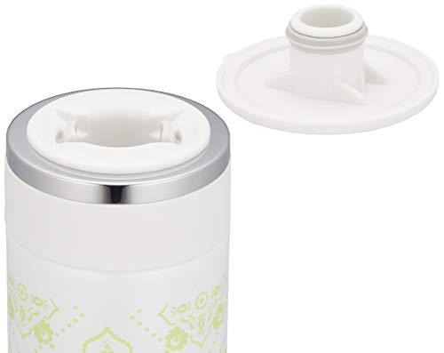 『象印 水筒 直飲み ステンレスマグ 200ml パールホワイト SM-ED20-WP』の2枚目の画像